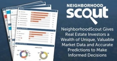 The leading all-in-one real estate market data platform in